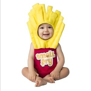 Other - Small French Fry Toddler Halloween Costume Size 2T